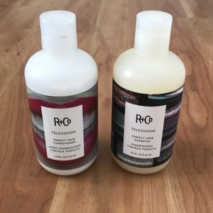 R + Co Makeup - R + Co Television Shampoo and Conditioner